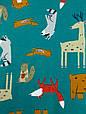 """Пижама Картерс для мальчика """"Лесные зверюшки"""", фото 2"""
