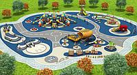 Игровые площадки для детей разного возраста