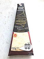 Пармезан Pascoli ITALIANI Parmigiano Reggiano DOR 30 mesi, 235  г
