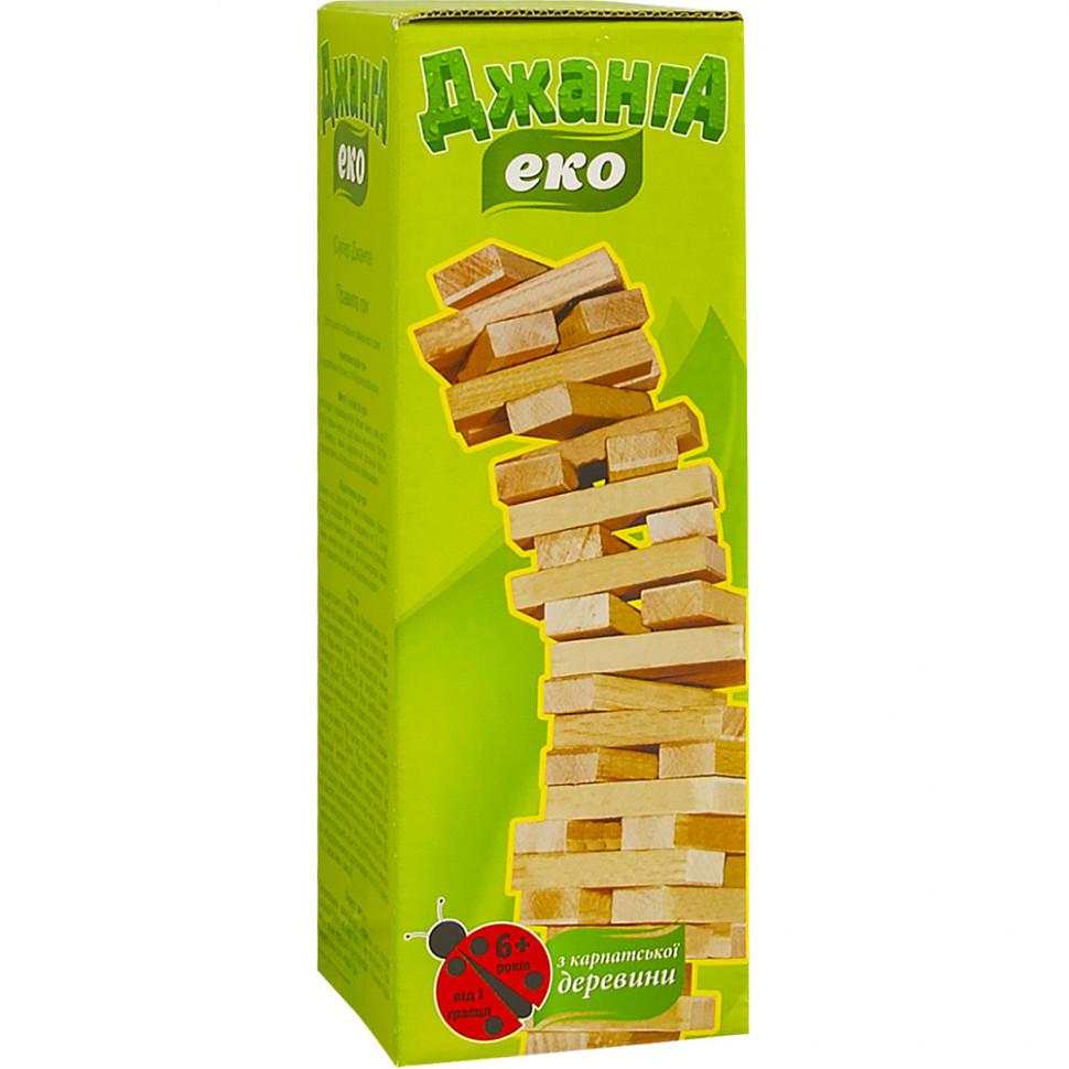 Настольная игра Джанга Башня Еко Arial 910121