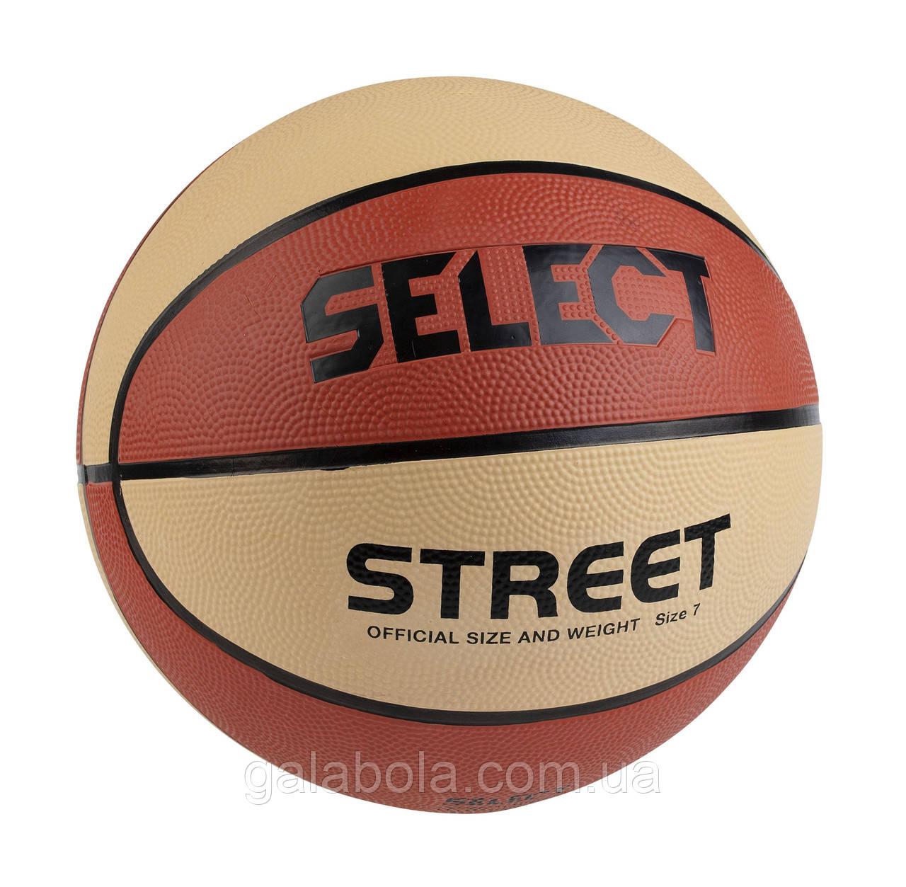 Мяч баскетбольный SELECT (размер 5)