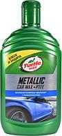 "Полироль кузова 500ml ""Turtle Wax"" Wax It Wet /+ PTFE (с тефлоном)/для металлика 53020 (6)"