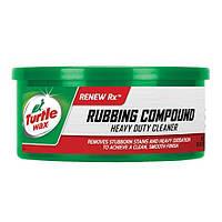 "Полироль кузова воск 298g ""Turtle Wax"" Rubbing Compound 15859 (паста тонко абраз.красн.) (6)"