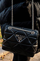 """Сумка Prada """"Чорна"""", фото 2"""
