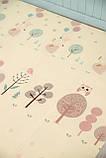 Бесплатная доставка! Двухсторонний детский складной коврик  (Дорожки/Поляна) размер 1,8 на 2 м, фото 7