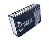 Радиоприёмник MP3 плеер USB microSD  RX-166LED, фото 5