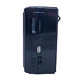 Радиоприёмник MP3 плеер USB microSD  RX-166LED, фото 2