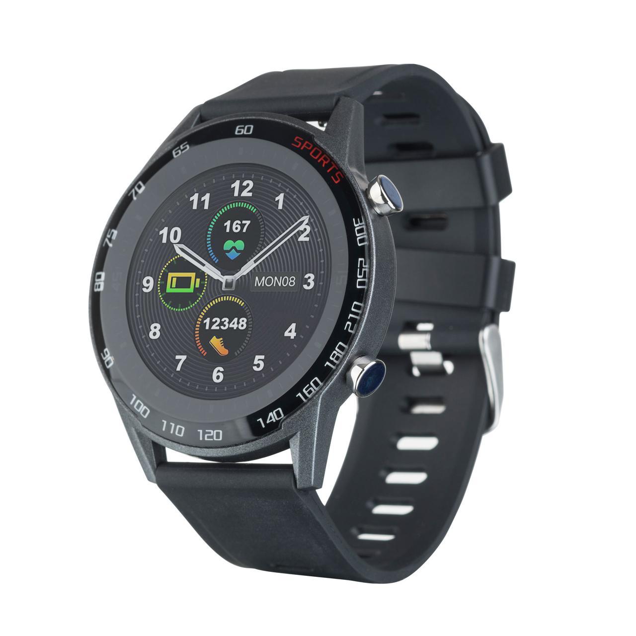 Смарт-часы Globex Me2 Black