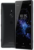 "Смартфон Sony Xperia XZ2 Black 702SO 4/64GB, 1SIM, 19/5Мп, 3180 мАh, 5.7"" IPS, Snapdragon 845"
