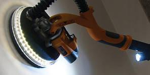 Шлифовальная машина для стен Evolution R225DW, фото 2