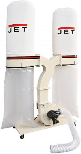 DC-2300M Витяжна устатковина JET ел./Мережа.- 230 В, 2.2 (1.7) кВт; продукт.- 2300м3/год, пор.збир. V=200л х 2