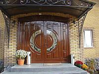 Установка входных и межкомнатных дверей Киев и область.