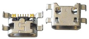 Роз'єм заряду для LG D335 L Bello Dual, H500 Magna Y90, H502 Magna Y90, K4 K120E, K4 K121, K4 K130E, V10,