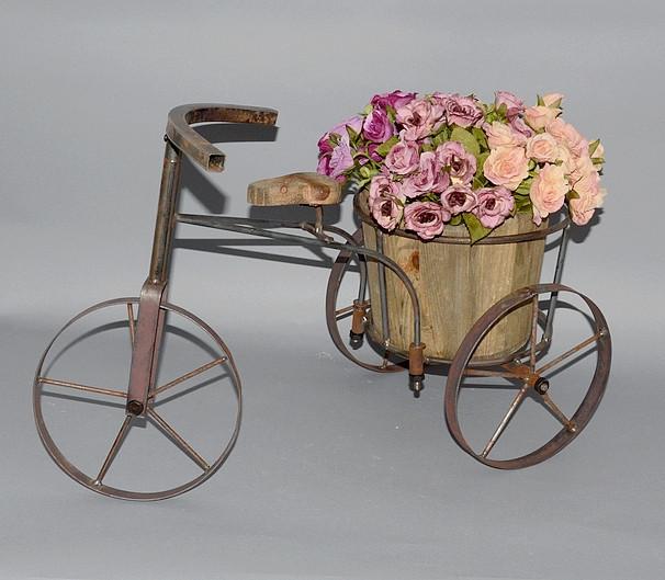 "Подставка под цветы ""Велосипед"" FF2057 - ART-UA, скидка 30% от 2000 грн. в Одессе"