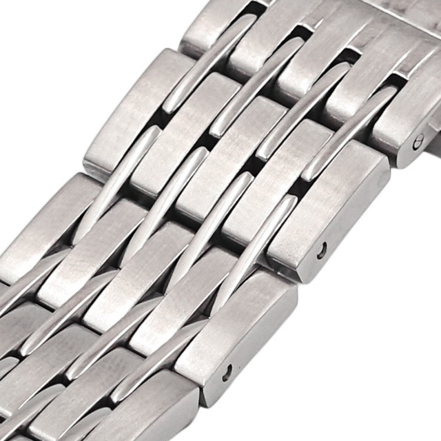Металлический браслет для часов 20мм