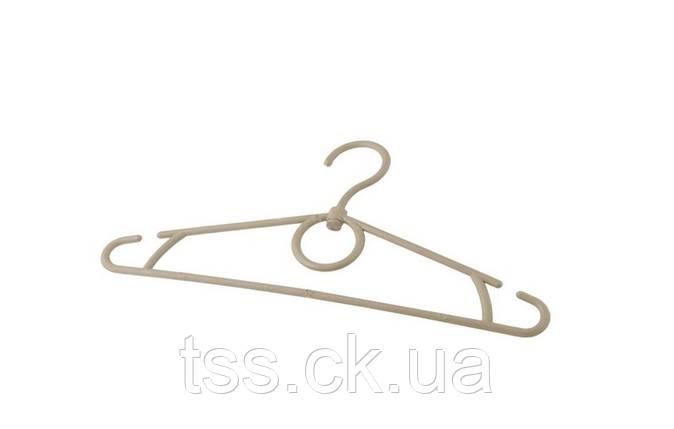 """Вешалка для одежды  """"Детская"""" 32 см с поворотным крючком ГОСПОДАР 92-0965, фото 2"""