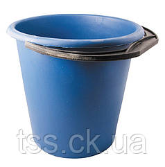 Ведро пластиковое ГОСПОДАР 10 л цветное 92-3036