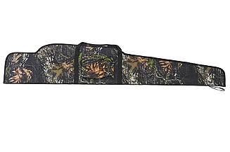 Чехол 130см для охотничьего ружья, карабина, винтовки с оптикой, прицелом/ чехол с уплотнителем, камуфляж