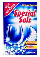 Соль для посудомоечных машин Gut&Gunstig Spezial Salz, 2кг