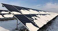 Продуктивність сонячної панелі в холодну погоду