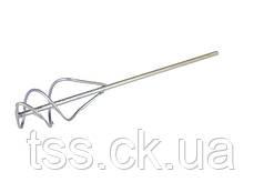 Миксер для красок и смесей SDS-Plus D  80 мм, L 600 мм, 10-20 кг MASTERTOOL 80-0518