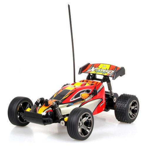 Радіокерована Баггі 1:22 X-Speed 22 см 15 км/го в коробці
