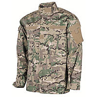 Куртка US Field ACU, Rip Stop, мультикам MFH, фото 1