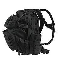 Тактический штурмовой рюкзак HCP-L Black