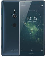 "Смартфон Sony Xperia XZ2 4/64GB Deep Green, 1SIM, 19/5Мп, 3180 мАh, 5.7"" IPS, Snapdragon 845"