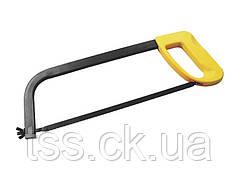 Ножівка по металу 300 мм пластикова рукоятка MASTERTOOL 14-2230