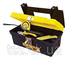 "Ящик для инструмента MASTERTOOL 12.5"" (330х175х145 мм) металлические замки 79-2038"