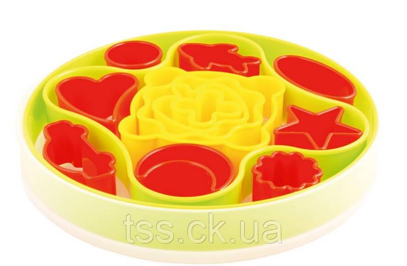 Набір форм для печива 14 шт, пластик ГОСПОДАР 92-1209
