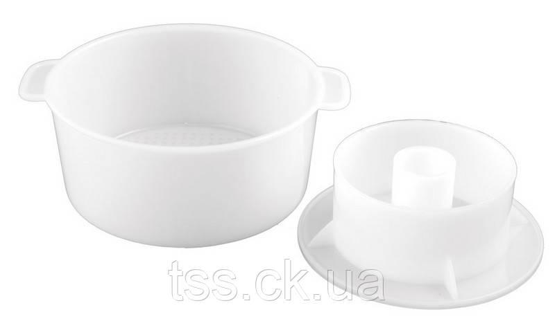 Форма для виготовлення сиру на 1 кг ГОСПОДАР 92-1210
