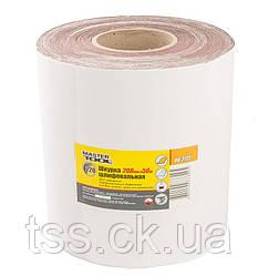 Шкурка шлифовальная на тканевой основе MASTERTOOL Р220 200 мм 50 м 08-2722