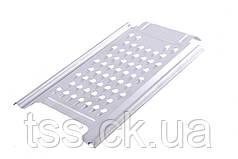 Терка для продуктов крупная ГОСПОДАР 1 рабочая поверхность 92-0858