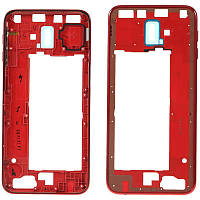 Внутренняя часть Samsung J610 (J6 Plus-2018) Red