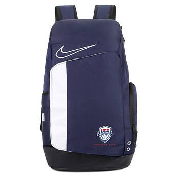 Баскетбольный рюкзак с карманом для мяча Nike Elite Pro USA