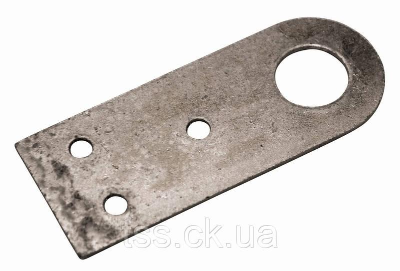 Скоба під навісний замок пряма 60 мм оцинкована ГОСПОДАР 92-0790