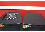 Акустика RC-1200 парная активная с радиомикрофоном (300W/FM/Bluetooth/USB), фото 2