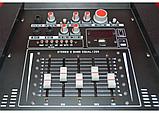 Акустика RC-1200 парная активная с радиомикрофоном (300W/FM/Bluetooth/USB), фото 3