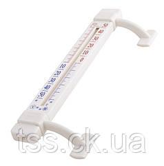 Термометр віконний Шостка 240*60 мм з липучка для кріплення на будь-яких типів вікон, блістер ГОСПОДАР 92-0930