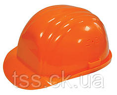 Каска оранжевая  (строители) MASTERTOOL 81-1002