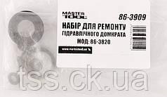 Набор для ремонта гидравлического домкрата MASTERTOOL модели 86-3820 86-3909