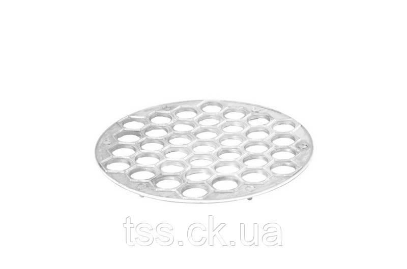 Форма для пельменів металева Ø 245 мм ГОСПОДАР 92-0182