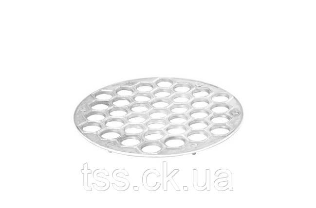 Форма для пельменів металева Ø 245 мм ГОСПОДАР 92-0182, фото 2