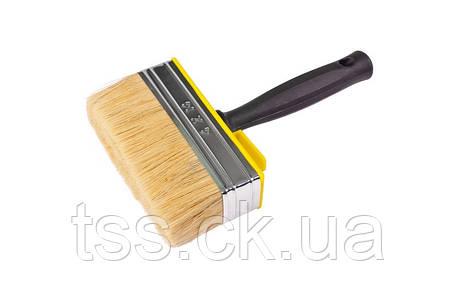 Макловиця 140*40*45 мм, пластикова ручка MASTERTOOL 91-9614, фото 2