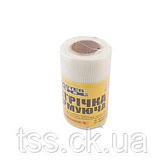 Лента стеклотканевая с липким слоем 230 мм*20 м 8*8 60г/м.кв MASTERTOOL 08-9408
