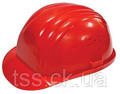 Каска красная (контролирующие органы) MASTERTOOL 81-1003