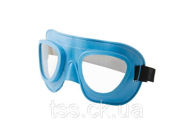 Очки защитные закрытые ЗОРРО прозрачные MASTERTOOL 82-0611, фото 2