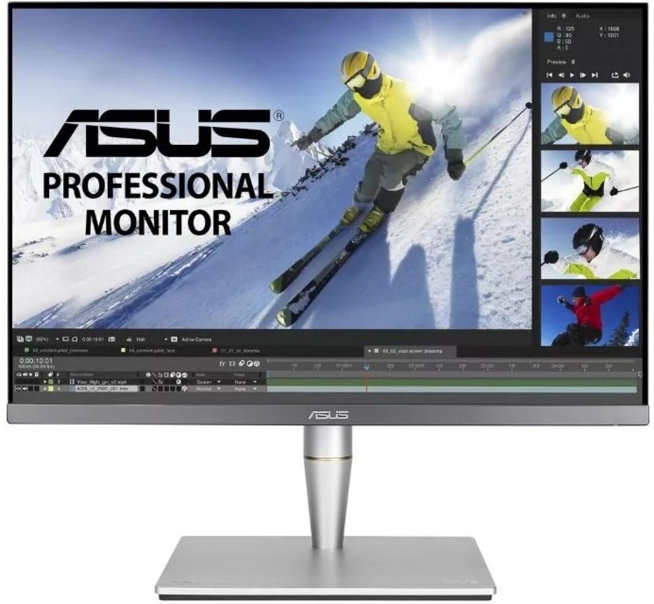 """Монитор 24.1"""" Asus PA24AC 1920 x 1200 IPS"""